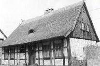 eines der Ältesten Gebäde in Biesenthal