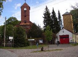 Kirche in Danewitz
