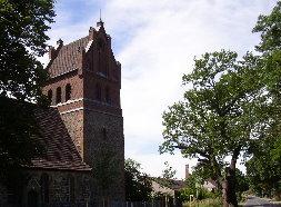 Kirche in Grütal