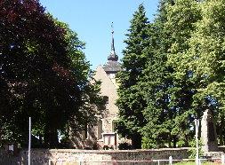 Kirche in Rüdnitz