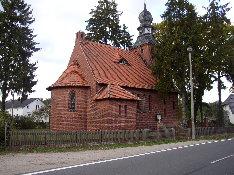 Kirche Sophienstädt