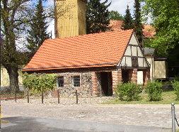 Dorfschmiede in Danewitz