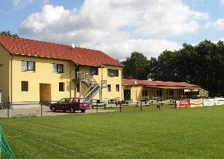 Sport- und Begegnungsstätte in Marienwerder